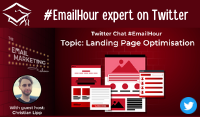 #EmailHour expert Christian Lipp